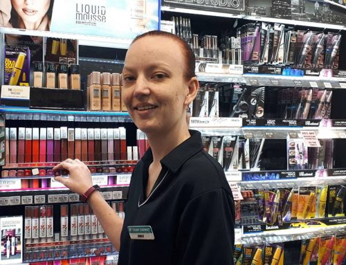 Emily loves being part of the team at Your Discount Chemist